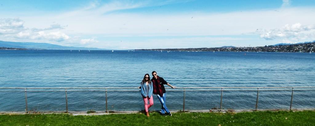 Me & Anas, Leman Lake