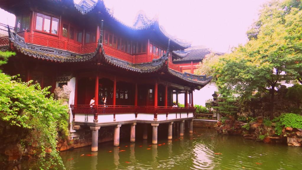 Shanghaï #7 - Yuyuan Garden  dans Chine img_0665