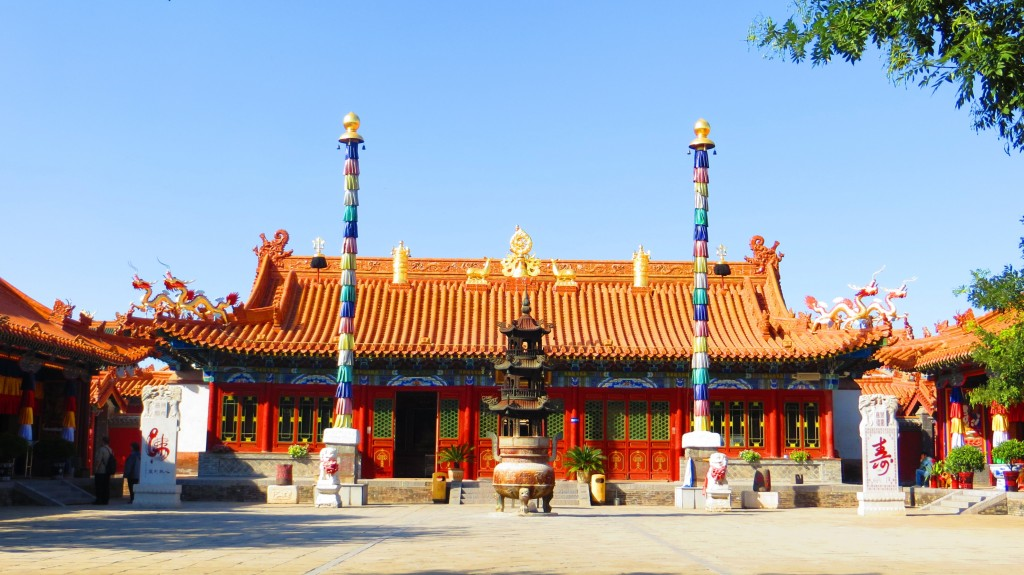 Dazhao Temple dans Chine img_0937