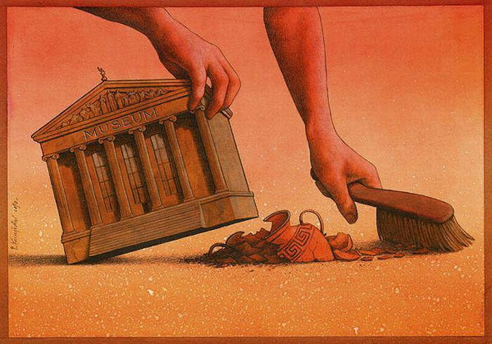 le-monde-ne-tourne-plus-rond-des-illustrations-satiriques-poignantes-denoncent-les-horreurs-de-notre-societe45